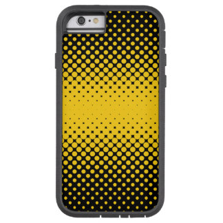 Yellow abstract background tough xtreme iPhone 6 case