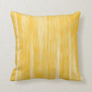 Yellow  Abstract Paintings Throw Cushions