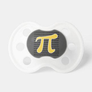 Yellow Amber Pi Symbol Dummy