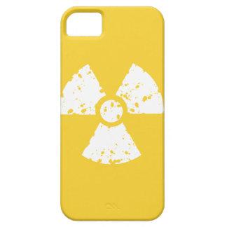 Yellow Amber Radioactive Symbol iPhone 5/5S Cover