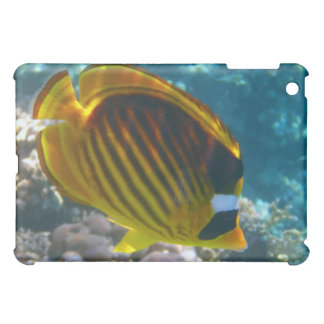 Yellow and Black Angel Fish Case For The iPad Mini