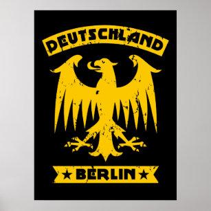 German Eagle Posters & Prints | Zazzle UK