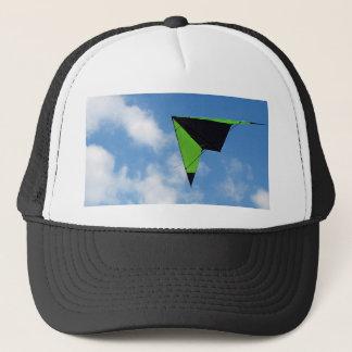 Yellow and Black Kite Hat