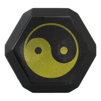 Yellow and Black Yin Yang Boombot REX Speaker