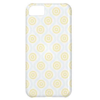 Yellow and Blue Undulation iPhone 5C Case