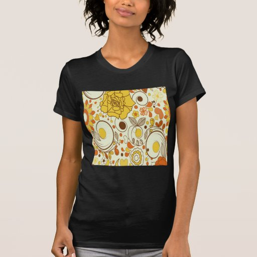 Yellow and Floral Tshirts