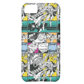 Yellow and Green Comic Art iPhone 5C Case