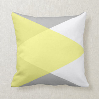Yellow and Grey Lovers Cushion