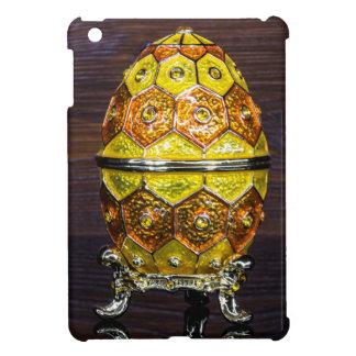Yellow and Orange egg iPad Mini Cover