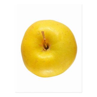Yellow Apple Postcard