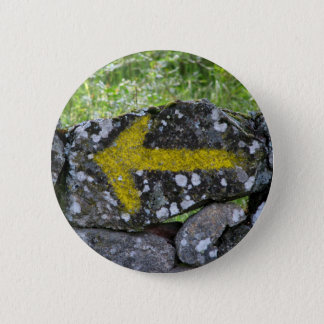 Yellow Arrow on Fence Button