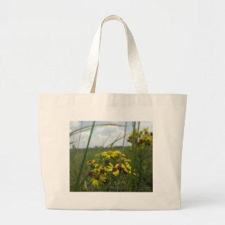 Yellow Canvas Bag