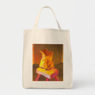 Yellow Bag Tote