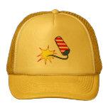 Yellow Bang Hat