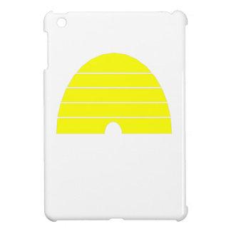 Yellow Beehive iPad Mini Case