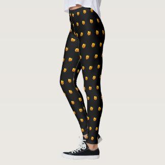 Yellow Bell Pepper Leggings