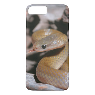 Yellow Bellied House Snake (Lamprophis Fuscus) iPhone 8 Plus/7 Plus Case