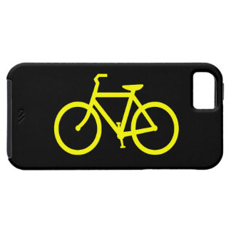 Yellow  Bike iPhone 5 Covers