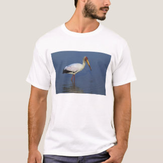 Yellow-billed Stork, Masai Mara, Kenya T-Shirt