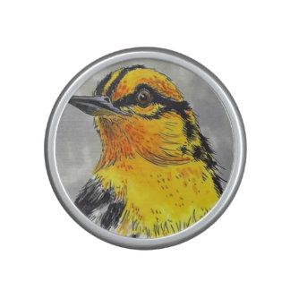Yellow Bird Bluetooth Speaker