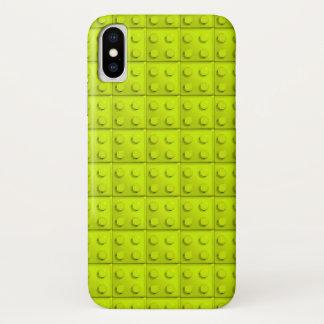 Yellow blocks pattern