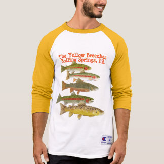 Yellow Breeches Fly Fishing T-Shirt