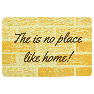 Yellow Brick Road Floor Mat