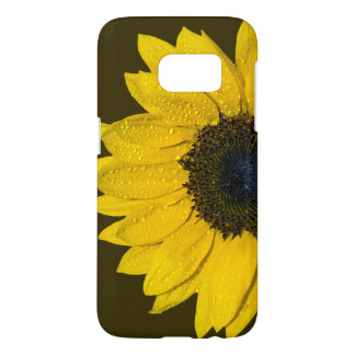 Yellow Brown Sunflower Floral