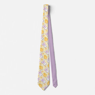 Yellow Bunny and company Whimsical Easter Tie