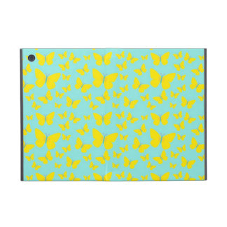 Yellow Butterflies Case For iPad Mini