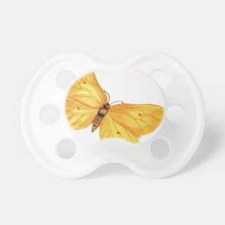 yellow butterfly dummy