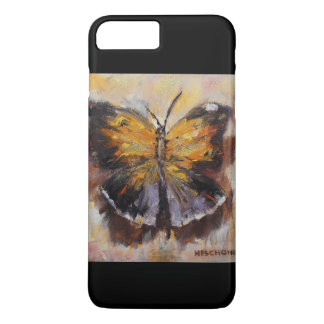 Yellow Butterfly iPhone 8 Plus/7 Plus Case