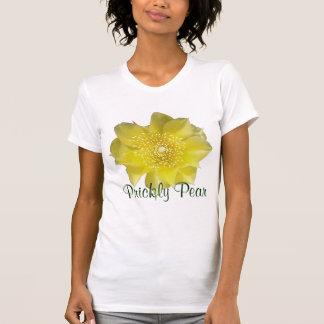 Yellow Cactus Flower Tshirts