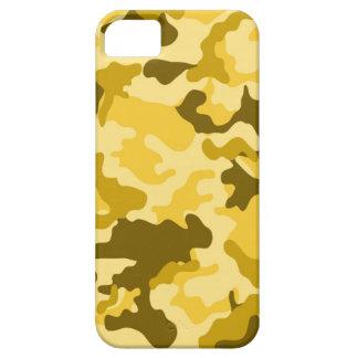 Yellow Camo iPad 5 Case iPhone 5 Covers