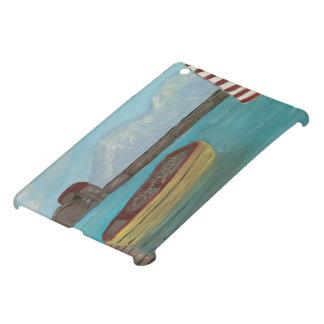 Yellow Canoe iPad Mini Case