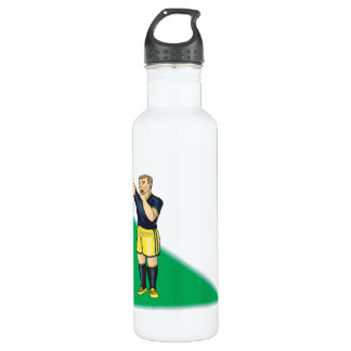 Yellow Card 710 Ml Water Bottle