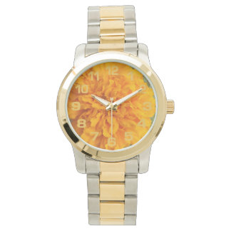 Yellow Carnation watches