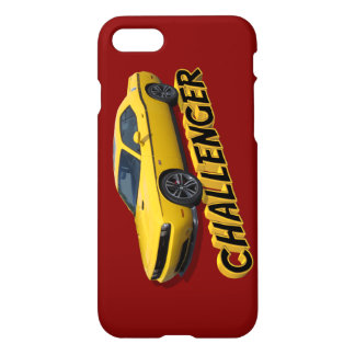 Yellow Challenger iPhone 8/7 Case