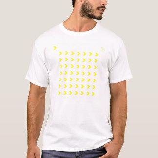 Yellow Chevrons T-Shirt