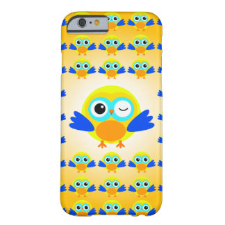 Yellow Chick Barely There iPhone 6 Case