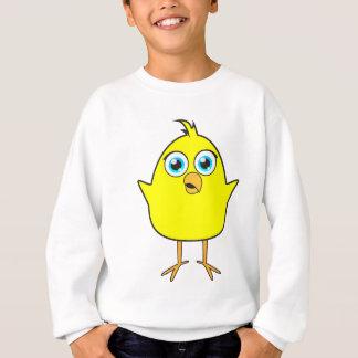 Yellow chick sweatshirt