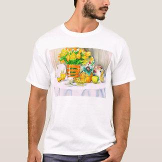 Yellow Composition No. 2 Shirt