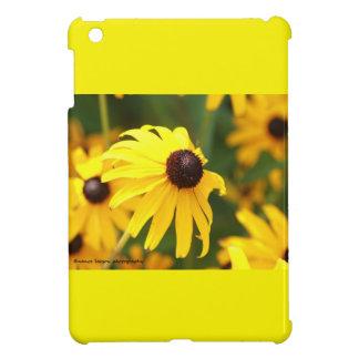 Yellow Cone Flowers iPad Mini Case