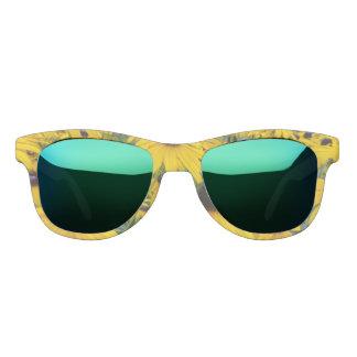 Yellow Coneflower frame glasses