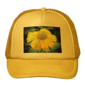 Yellow Corn Cap