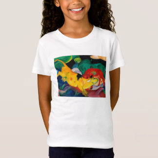 Yellow Cow by Franz Marc T-Shirt