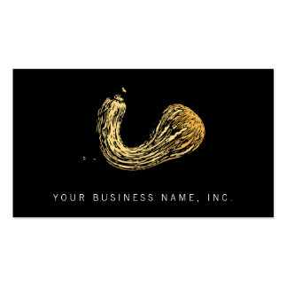 Yellow Crookneck Squash Pack Of Standard Business Cards