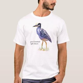 Yellow-Crowned Night Heron shirt