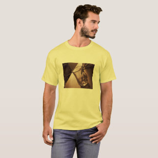 yellow cup tea photo tshirt istanbul Turkey