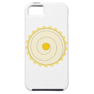 Yellow Cupcake. Iced cake. iPhone 5 Cases